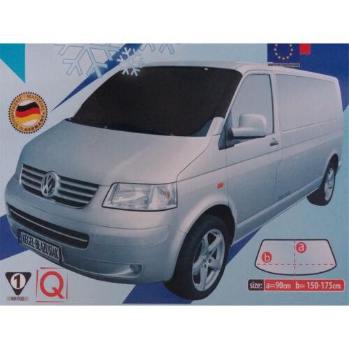 Anti Frost Hielo Nieve protección Parabrisas Cubierta Para Camioneta Vw T4 T5 Volkswagen