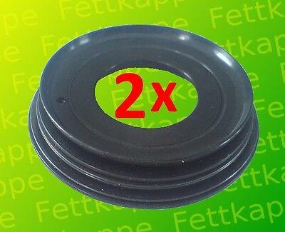 2 x Anschlagscheibe 68//30 für z.B 30206 Knott Westfalia für Lagerung 30205