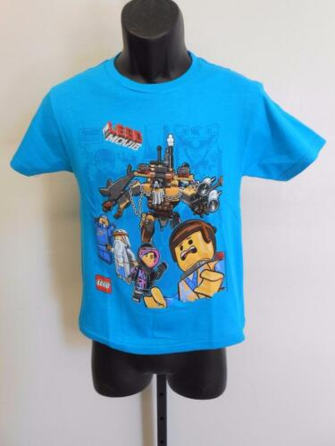 NEW LEGO MOVIE LEGO CHARACTERS YOUTH Sizes S-M-L Shirt