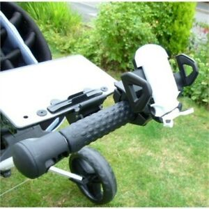 PRO Adjustable Golf Trolley GPS Holder trolley Mount fits the Skycaddie SGX