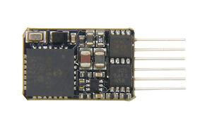 Bachmann-36-568A-6-Pin-Loco-Decoder-DCC-Chip-Back-EMF-amp-Railcom-Suits-N-36-568