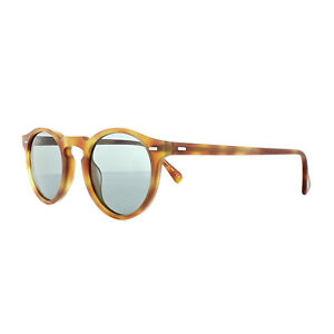 9bb6575528 Image is loading Oliver-Peoples-Sunglasses-Gregory-Peck-5217-1483R8-Havana-