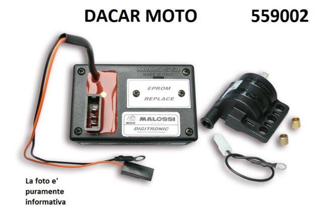 559002 DIGITRONIC EPROM MHR centr.elect.dig PIAGGIO ZIP SP 50 2T LC 01> MALOSSI