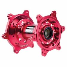 Tusk Impact Rear Wheel Hub Red HONDA CRF450R 2005-2012 back crf450 crf 450 450r