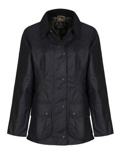 Barbour-Donna-Beadnell-Cerato-Giacca-in-Navy