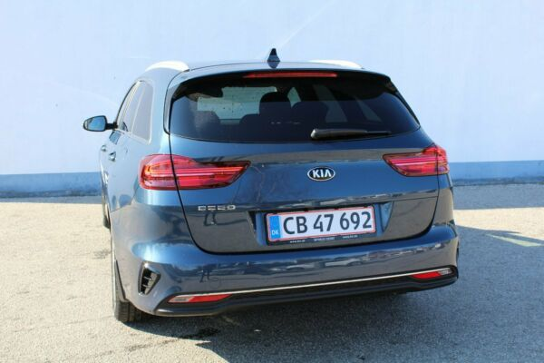 Kia Ceed 1,4 T-GDi Intro Edition SW DCT - billede 2