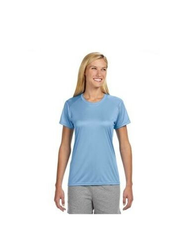 NEW Women/'s A4  DriFit Workout Running Cooling Performance TShirt NW3201 //NW3234