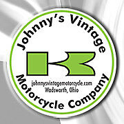 Johnny's Vintage Motorcycle