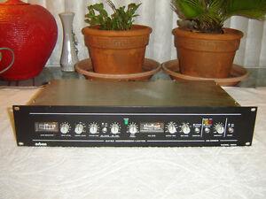 Orban-422A-Black-Gated-Compressor-Limiter-Broadcast-Recording-Vintage-Rack