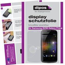 2x Samsung Galaxy Nexus i9250 Schutzfolie klar Displayschutzfolie Folie Display