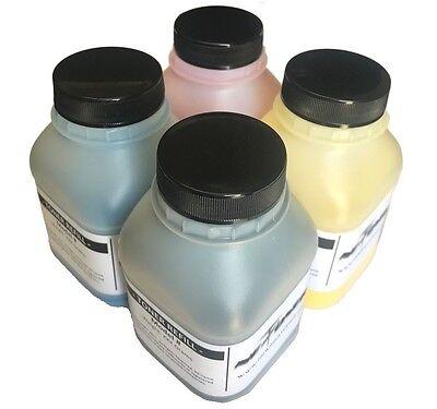 4 Chips 4 Color Toner Refill Kit for Dell H516C H513C H514C H515C 3130cn 3130