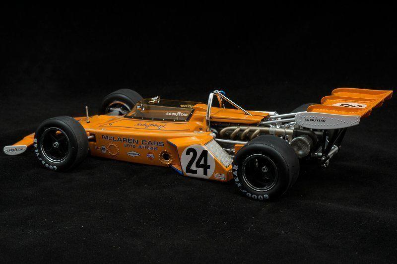 Race Car Ford 1 Vintage 1970s Indy 500 500 500 12 Sport  McLaren F GP Model 24 Racer 18 d5025c