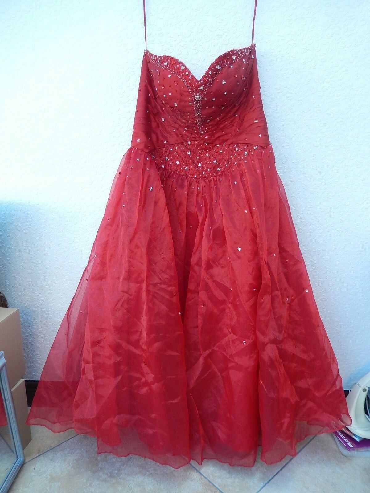 Ladies Prom Dress Christmas Party Long