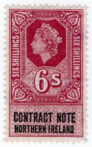 I-B-Elizabeth-II-Revenue-Contract-Note-Northern-Ireland-6