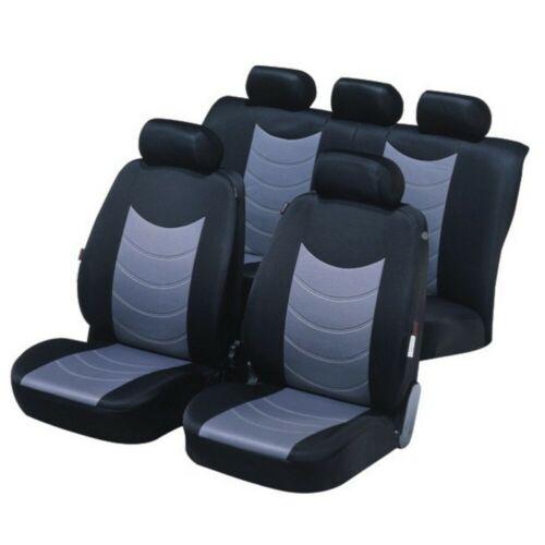 Universal Schonbezug Schonbezüge Sitzbezug Sitzbezüge Detroit silber OPEL