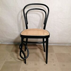 Details Zu Seltener Original Thonet Stuhl Nr 14 Demonstrations Stuhl