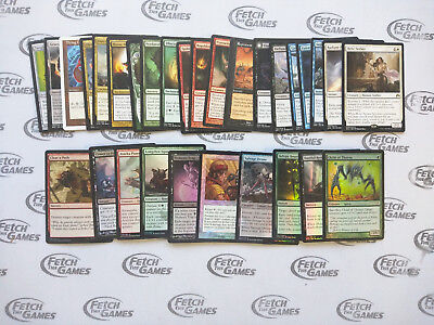 Magic MTG FTG 20 Different Rares and 10 Different Foils Collection Lot