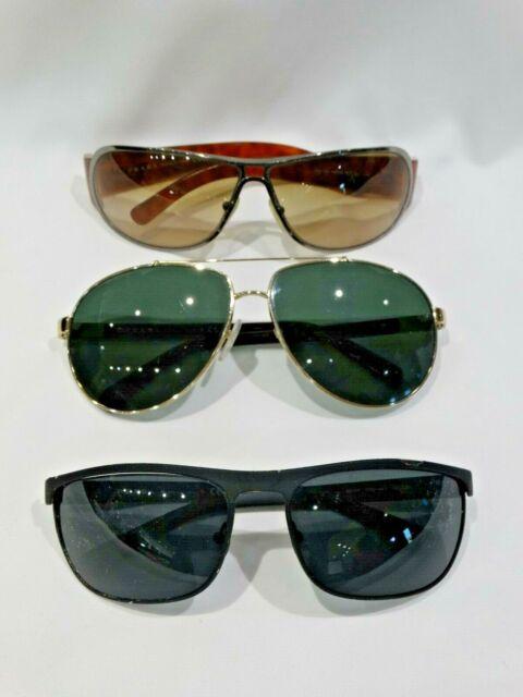 Lot of 3 Men's Prada Sunglasses
