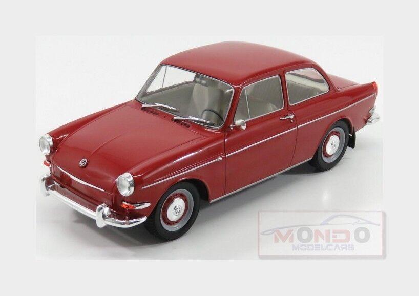 1:18 Model car group VW 1500 s type 3 1963 lightblue