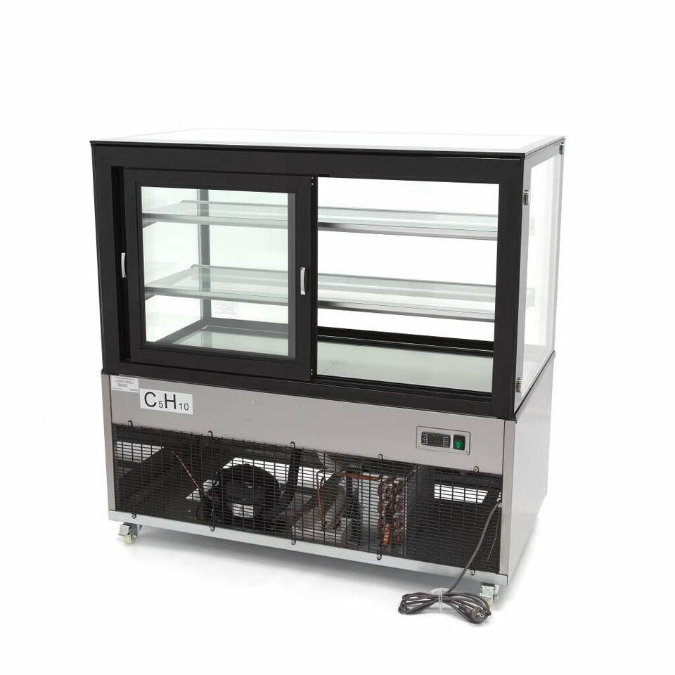 Maxima Køleskab / Konditorudstilling 400L