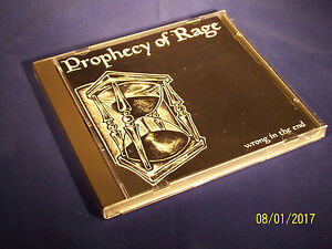 Prophecy of Rage - Wrong in the end - <span itemprop='availableAtOrFrom'>Nürnberg, Deutschland</span> - Prophecy of Rage - Wrong in the end - Nürnberg, Deutschland