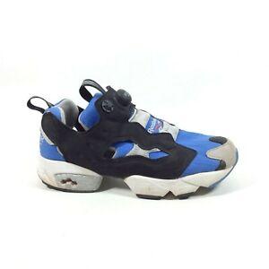 0ac52c8dc35 Reebok Insta Pump Fury OG Mens Blue Black Sneakers Size 9 M48756