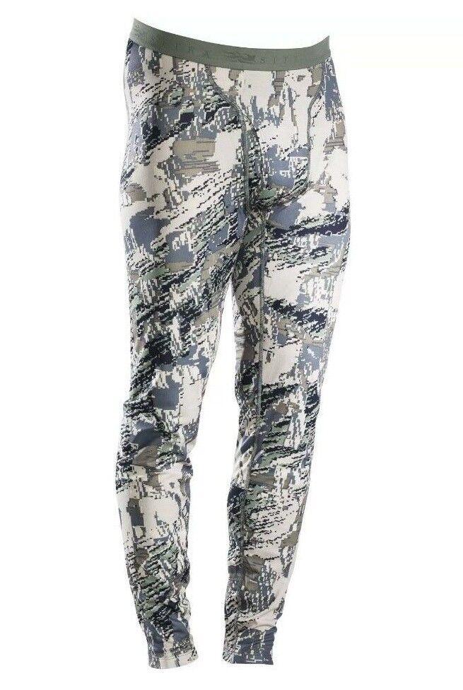 Sitka Gear para hombre Core Ligero Pantalón de capa base XL Gore Optifade Open Country