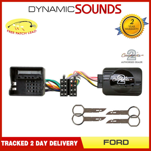Direction Tige Contrôle Adaptateur Iso Câble Câblage & Broches Pour Ford Fiesta