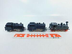 Bz228-1 #3x Märklin H0 / Ac Locomotive-tender Locomotive À Vapeur Db : 3000