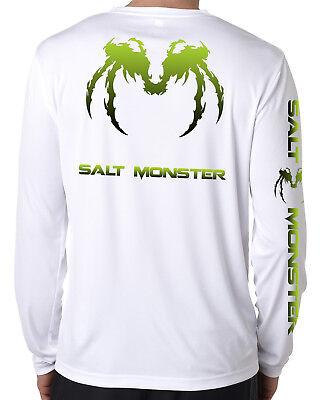 chase Salt Addiction long sleeve microfiber saltwater fishing t shirt uv upf 50