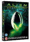Alien Quadrilogy (DVD, 2010, 4-Disc Set, Box Set)