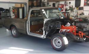 1967 Chevrolet C10 Short Box