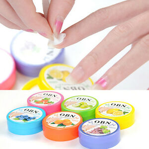 32-Pcs-box-Fruit-Flavor-Washing-Nail-Wet-Wipes-Quickly-Effciently-Portable-Tools