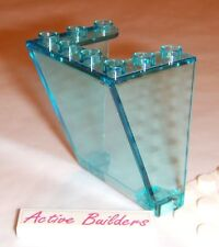 Lego Windscreen 3 x 4 x 4 Inverted Clear Lt Blue 3182 Airport Tower