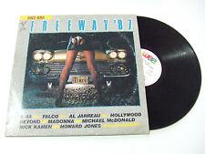 Freeway '87 - Disco Vinile 33 Giri LP Compilation Stampa ITALIA 1986 Pop/Rock