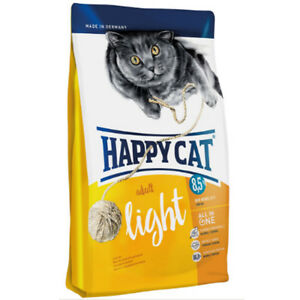 Happy Cat Adulte Léger Hcla Adulte Complet Avec Moins De Graisse