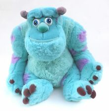 """Authentic DISNEY STORE Monster's Inc Sulley 16""""  PLUSH STUFFED TOY Sully"""