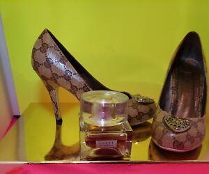 Used Gucci high heel pumps   eBay