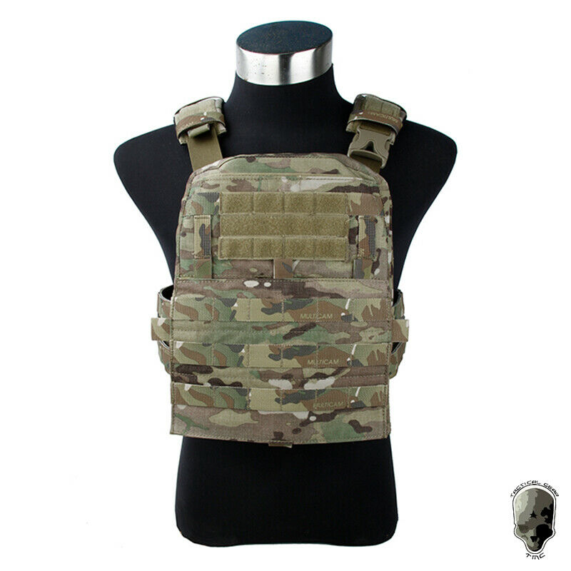 TMC Tactical Adaptive Vest 16 Ver M Diuominiione MOLLE Plate autorier corpo Armor Hunting