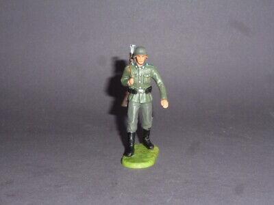 Figuren Aufstellfiguren Elastolin Soldat Wehrmacht Marwschierend Karabiner Umgehängt 10 125 Einfach Zu Schmieren