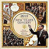 New-Year-039-s-Concert-2019-Neujahrskonzert-2019-Christian-Thielemann-NEW-2CD