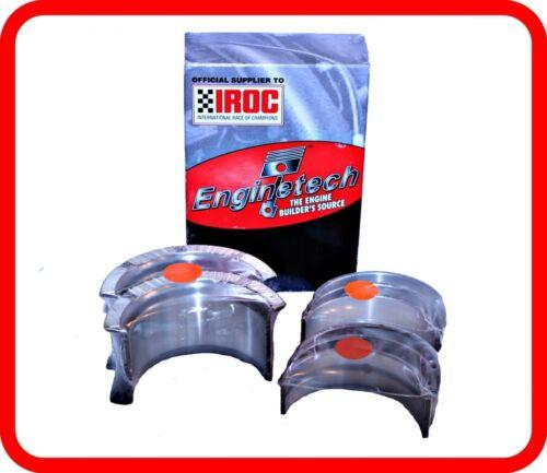 MAIN BEARINGS w// Thrust Alum. Block 98-10 Dodge Chrysler 215 3.5L SOHC V6