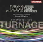 Turnage: Fractured Lines (CD, Oct-2002, Chandos)