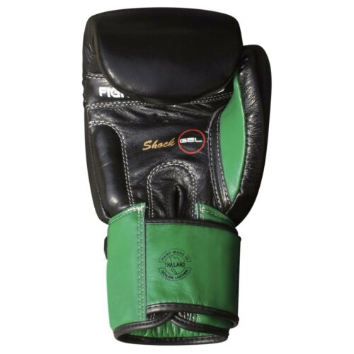 Sporteq F2X Real Leather Professional Boxing Sparring Gloves Muay Thai Training