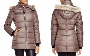 Marc-New-York-Paris-Fur-Trim-Puffer-Women-039-s-Coat-NWT-MSRP-330