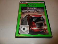 PC scania Truck driver simulador-The Game [Green Pepper]