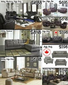 ASHLEY & IMPORTED SOFA & SECTIONAL SALE ONLY Mississauga / Peel Region Toronto (GTA) Preview
