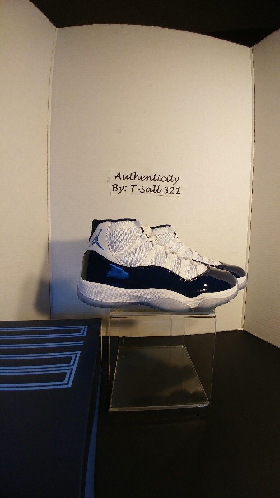 DS Air Jordan 11 Retro  Win like 82  US men's size 10