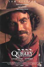 QUIGLEY DOWN UNDER Movie Promo POSTER Tom Selleck Laura San Giacomo Alan Rickman