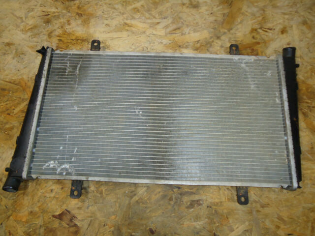 2001 Volvo S40 1 9l Turbo Radiator